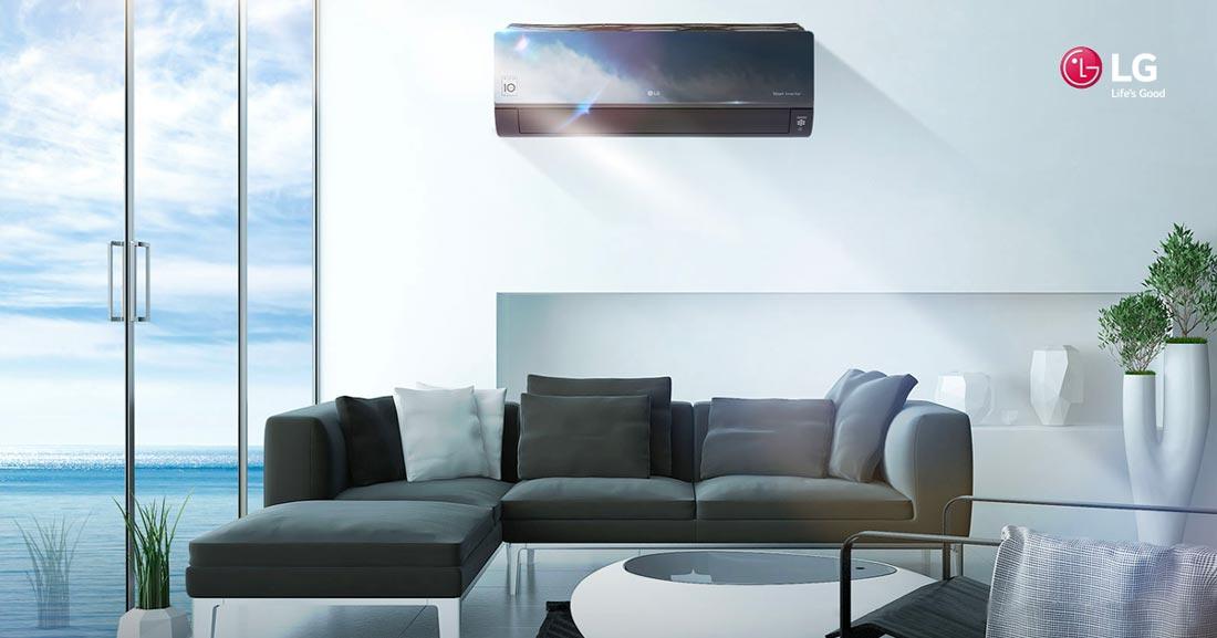 Airco Kopen Slaapkamer : Lg airco in een stijlvol jasje venlo